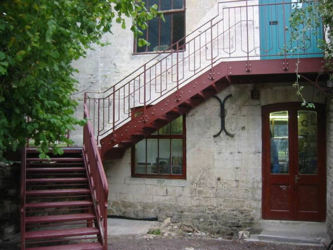 Steel, Aluminium & Wrought Iron Staircases